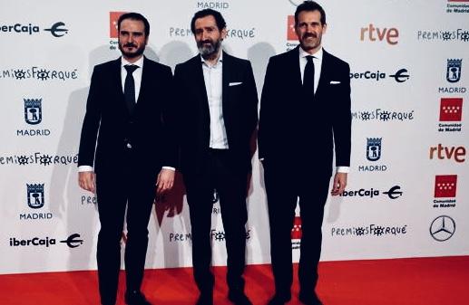 ganadores por La trinchera infinita en Premios Forqué 2019