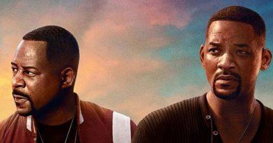 Will Smith y Martin Lawrence son dos policías rebeldes.