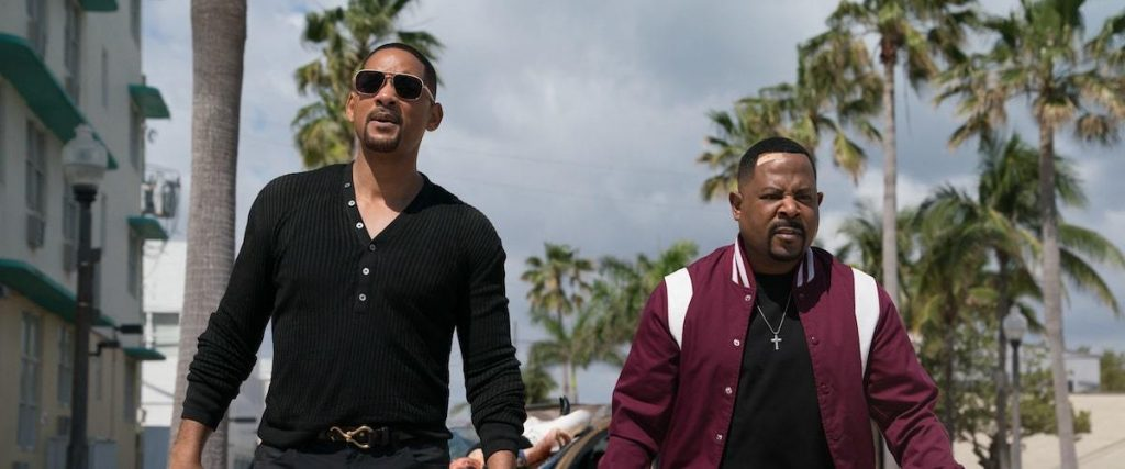 Will Smith y Martin Lawrence por las calles de Miami - BAD BOYS FOR LIFE