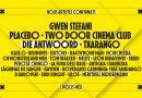 Die Antwoord, Editors, Morcheeba, Meute, Perota Chingó y Meritxell Nedderman se incoporan al Festival Cruïlla 2020