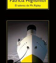 EL TALENTO DE MISTER RIPLEY