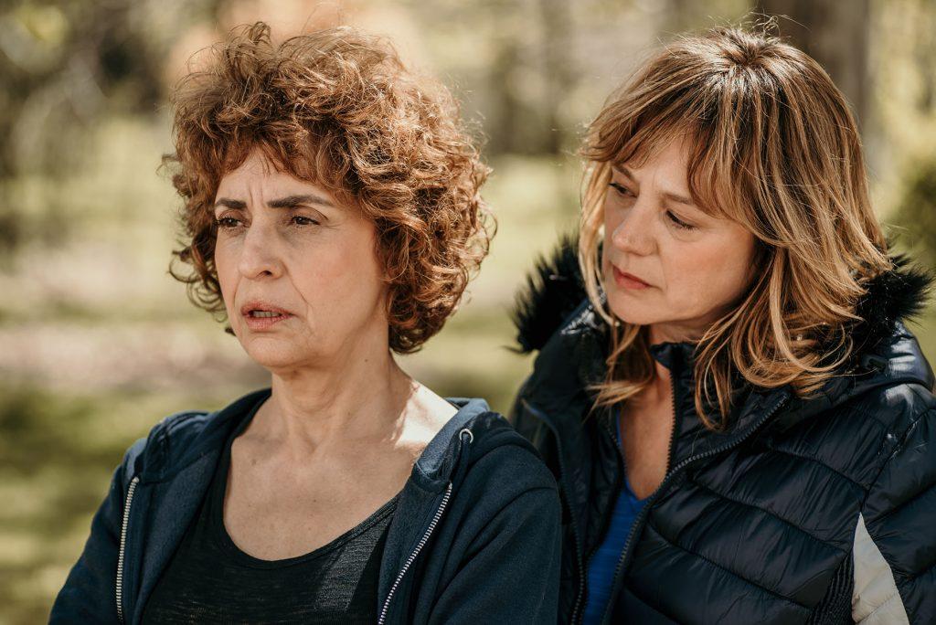 Invisibles, con Adriana Ozores y Emma Suárez
