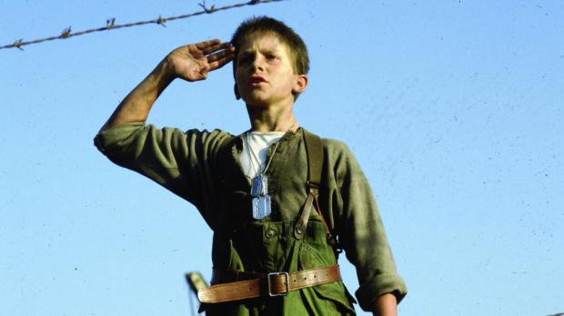 Christian Bale en EL IMPERIO DEL SOL