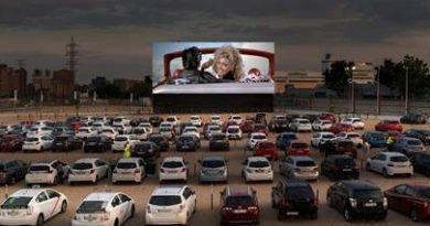 Reapertura del Autocine Madrid RACE