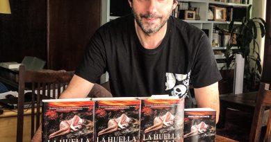 Manuel Ríos La Huella del Mal