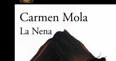 CARMEN MOLA: Al escribir 'La Nena' sentí miedo