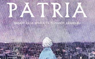 PATRIA: El cómic de la novela