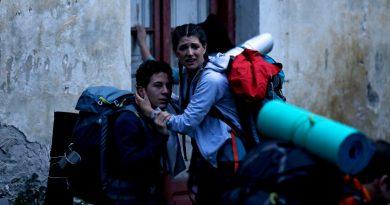 CAMINANTES: Terror en el Camino de Santiago