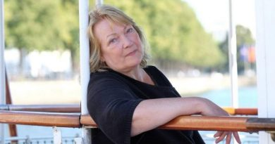 Carmen Korn, autora.