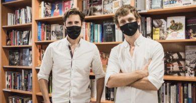Juan Diego Botto y Raúl Arévalo