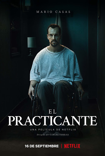 Cartel de EL PRACTICANTE