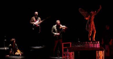 Concierto teatralizado en el Teatro Calderón
