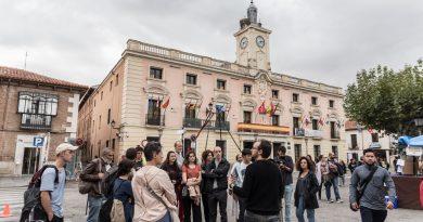 Vive las calles de Madrid como Don Quijote (o Sancho)