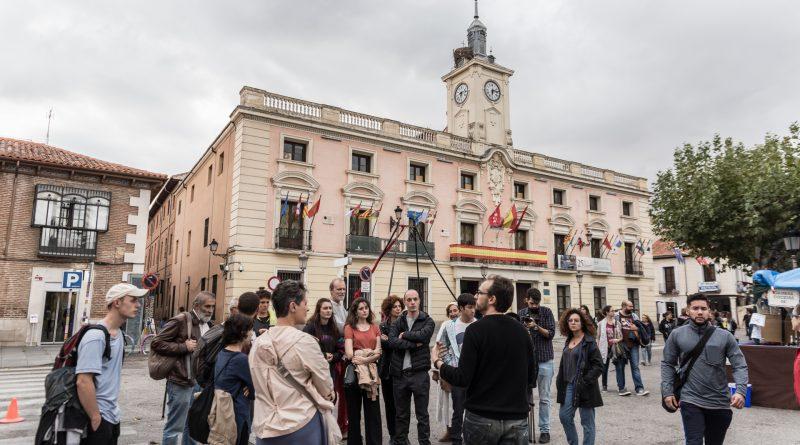 Quijotes y Sanchos. Foto: Luz Soria