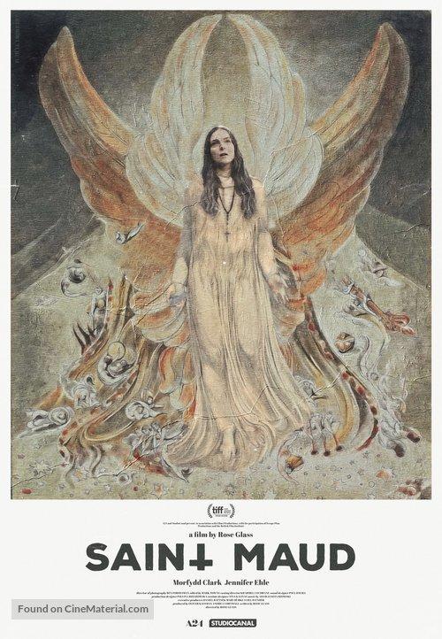 Cartel de la película Saint Maud Sitges 2020
