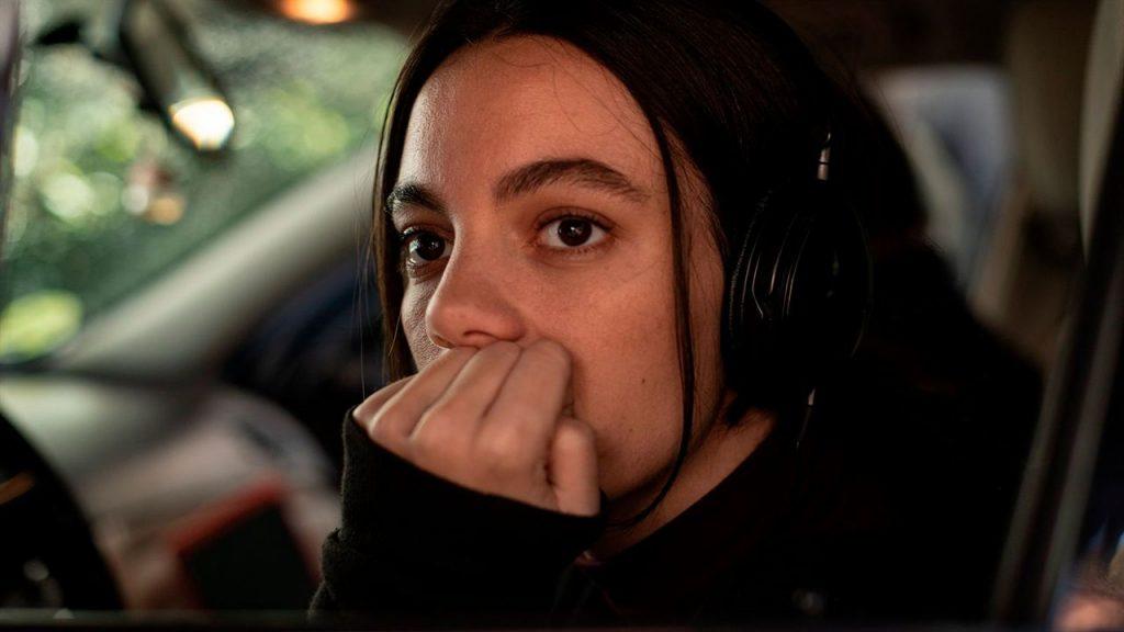 Vicky Luengo, auténtica revelación como protagonista de la serie Antidisturbios