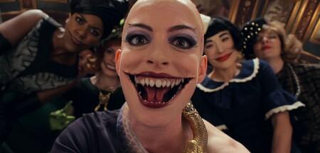 La Gran Bruja (Anne Hathaway), en Las brujas