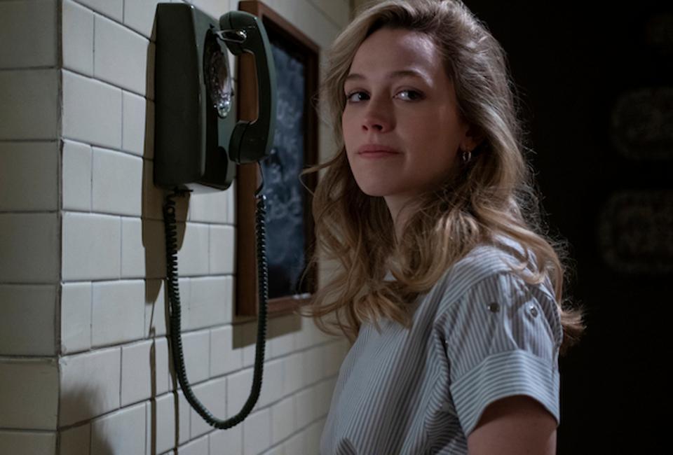 La maldición de Bly Manor. Victoria Pedretti interpreta a la dulce Dani de esta historia