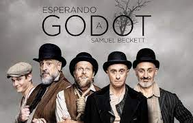 Pepe Viyuela espera a Godot en los escenarios