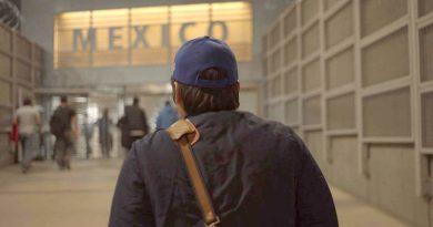 Deportado volviendo a México