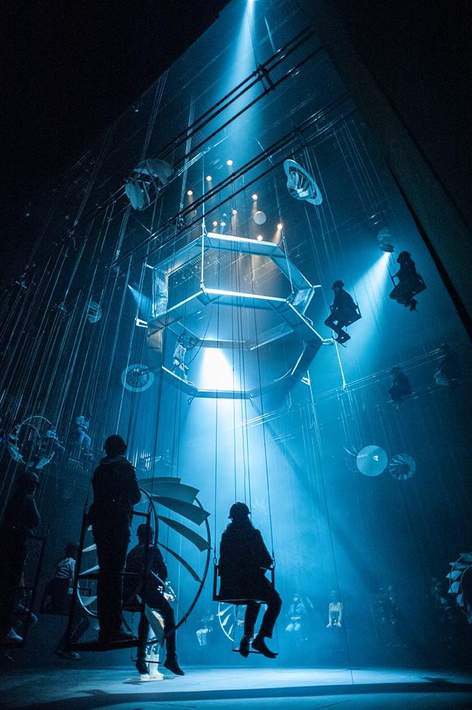Escena de Bozal - Teatro - Richard Viqueira