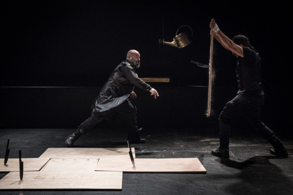 Herodes Hoy: Obra para cuatro actores y cuatro cuchillos - Richard Viqueira