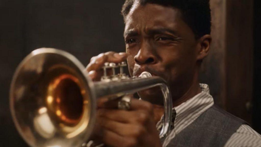 La película está dedicada a la memoria de Chadwick Boseman - La madre del blues