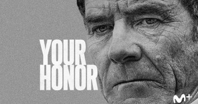 Bryan Cranston es YOUR HONOR en la serie de Movistar