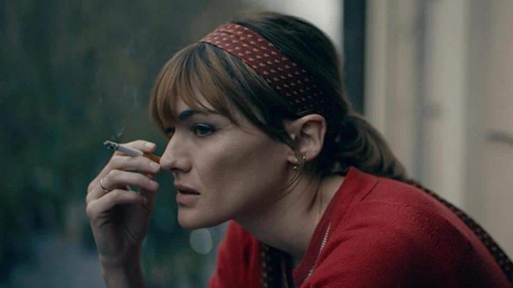 Cosmética del enemigo. La española Marta Nieto, maravillosa en la película.