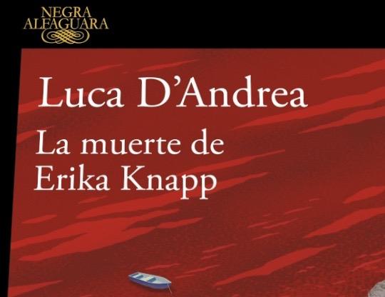 La muerte de Erika Knapp