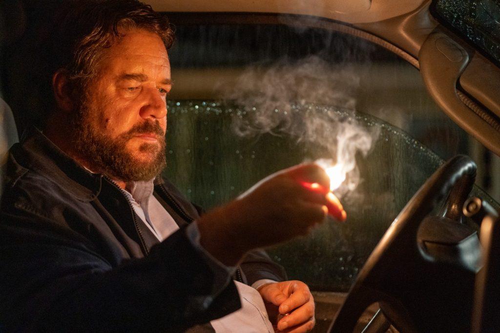 Russell Crowe interpreta al hombre en busca de venganza
