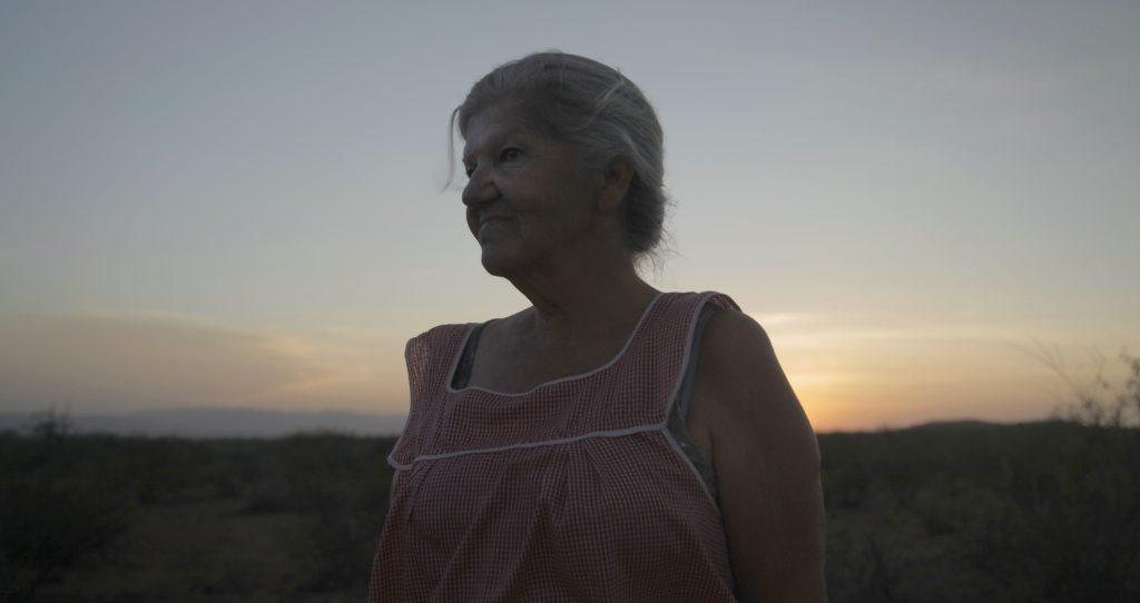 Swankie, auténtica nómada es, junto con Frances McDormand, el alma de la película