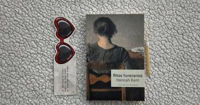 Ritos Funerarios - HANNAH KENT