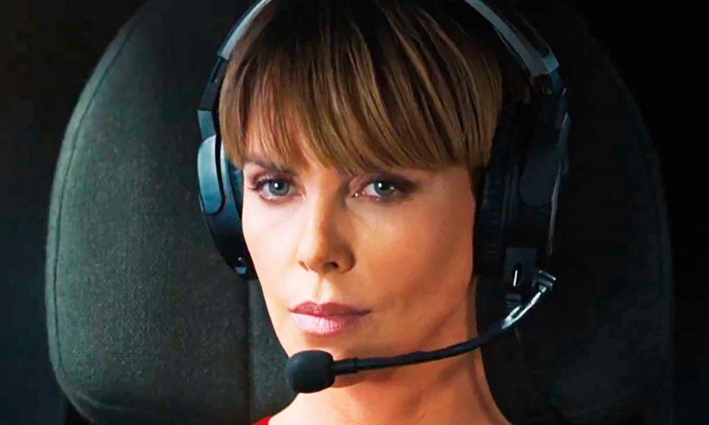 Fast & Furious 9 . Charlize Theron es lo mejor de esta novena entrega