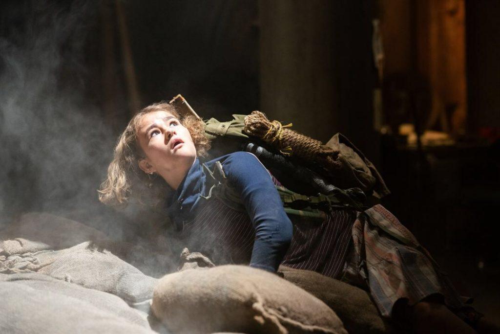 Regan (Millicent Simmonds) va a ser fundamental en esta secuela de Un lugar tranquilo 2