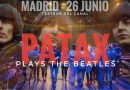 PATAX  «PLAYS THE BEATLES»