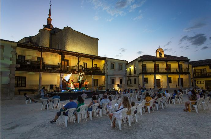 Festival Escenas de Verano. Colmenar de Oreja
